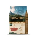 Bravery Grain Free Adult Large/Medium Iberian Pork 12 kg