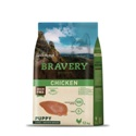 Bravery Grain Free Puppy Large/Medium Chicken 12 kg