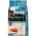 Bravery Grain Free Puppy Mini Salmon 7 kg
