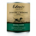 Eden Working and Sporting Original Cuisine