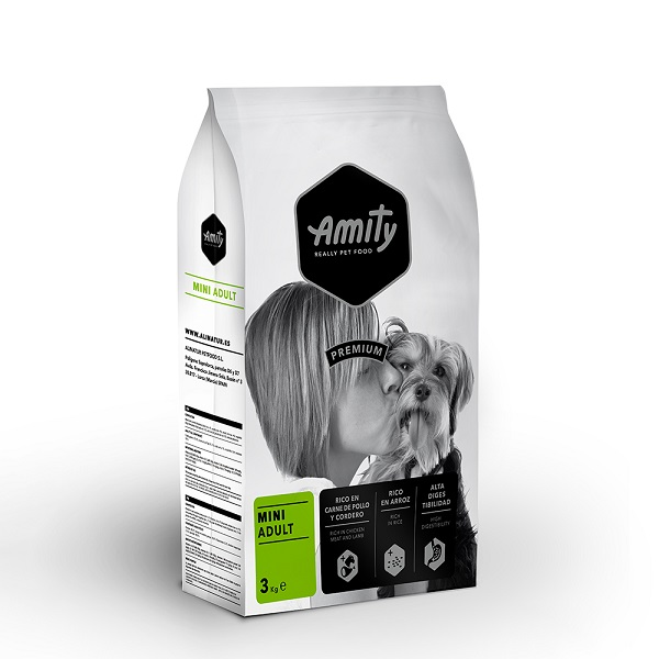 Amity Premium Dog Mini Adult Lamb & Rice 10 kg