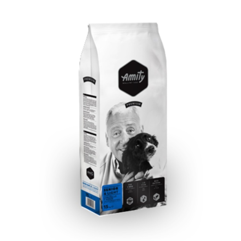 Amity Premium Dog Senior & Light 15 kg