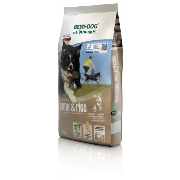 Bewi-Dog Lamb & Rice 800 g
