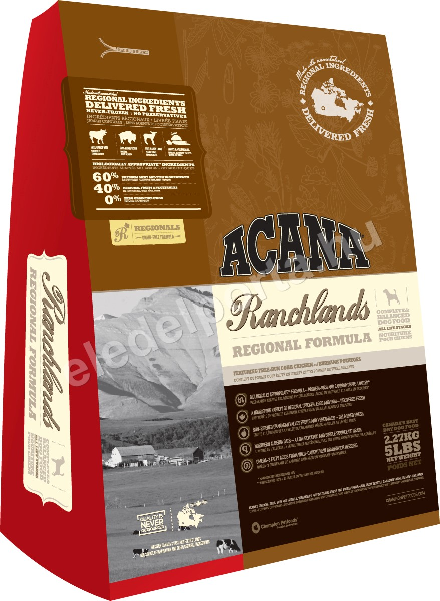 Acana Ranchlands Dog 340 g