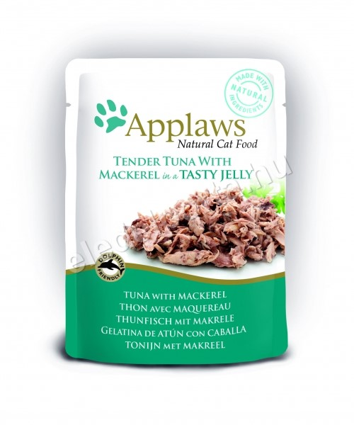 Applaws Cat tonhal makrélával 70 g