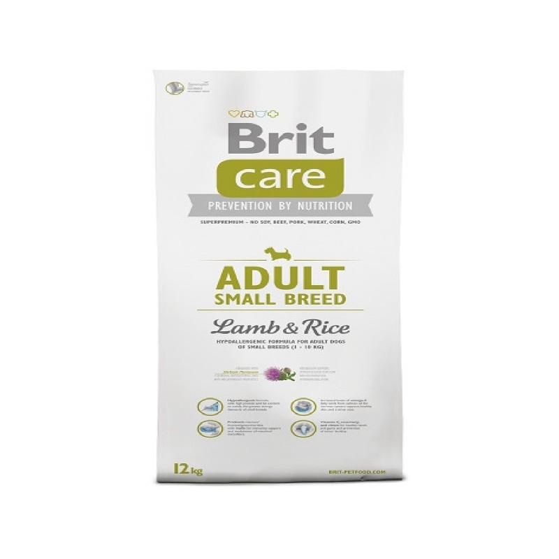 Brit Care Adult Small 7,5 kg